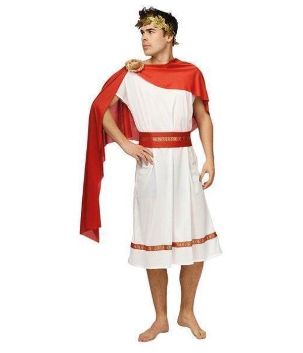 Goedkope carnavalskleding Romeinse man eco