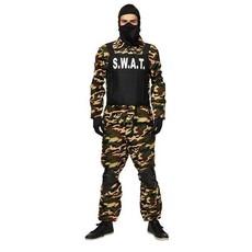 S.W.A.T army kostuum
