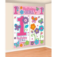 """Scene Setter """"1 Jaar Birthday Girl"""""""