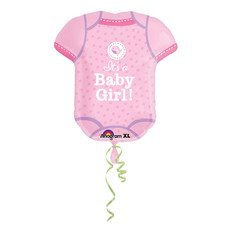 Folieballon Babyshower Rompertje It's A Girl