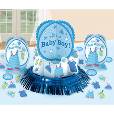 Tafeldecoratie Set Babyshower It's A Boy