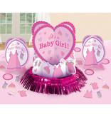 Tafeldecoratie Set Babyshower It's A Girl