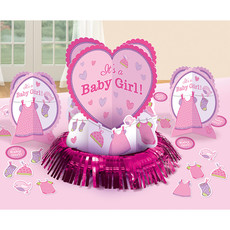 Tafeldecoratie Set Babyshower It's A Girl