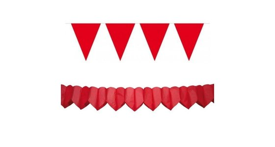 Rode slingers