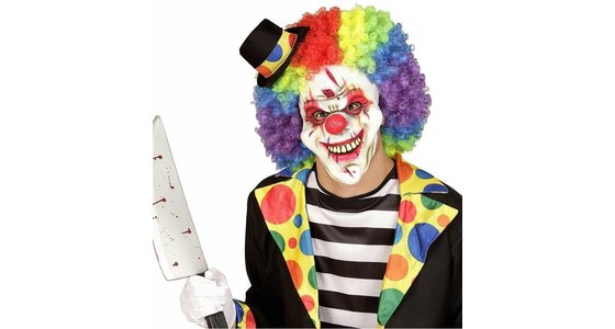 Killer Clown Schmink