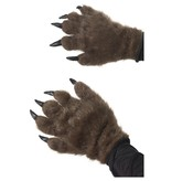 Harige Monster Handschoenen