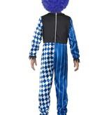 Sinister Horror Clown Kostuum kind