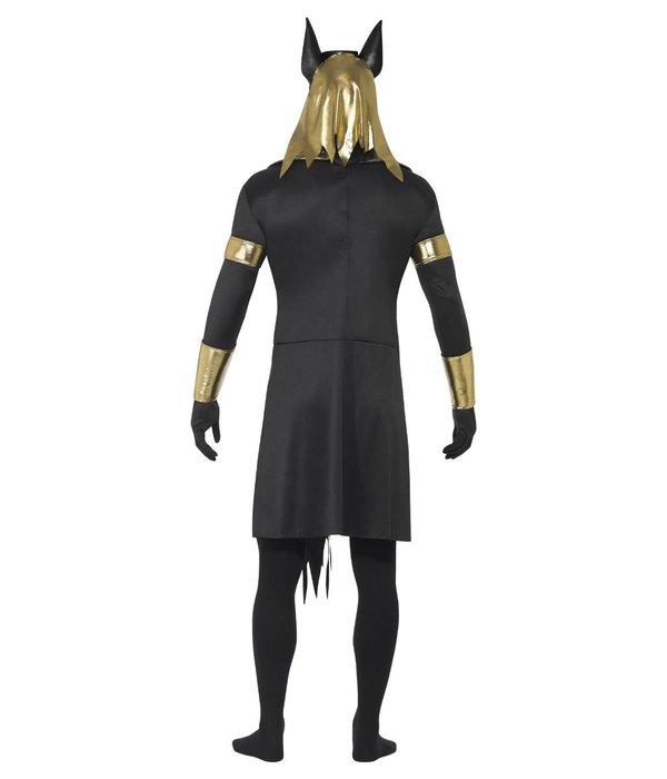 Egyptische God Anubis Kostuum