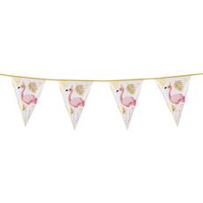 Folie vlaggenlijn Flamingo (4m)