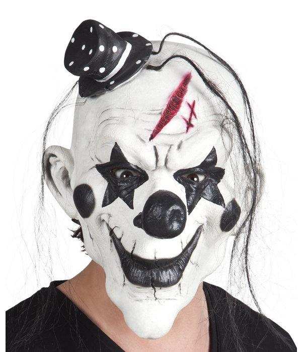 Crimi Clown Horror masker