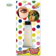 Glitter make up tube wit creme