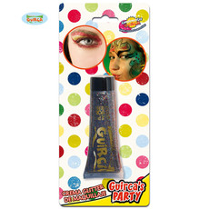 Glitter make up tube multikleur creme