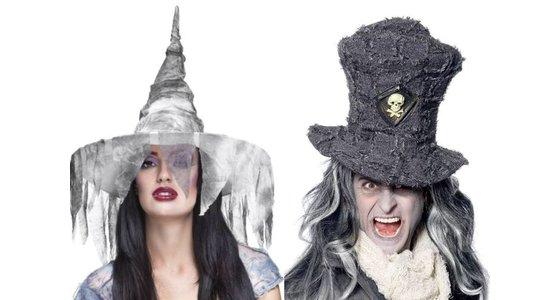 Halloween hoed