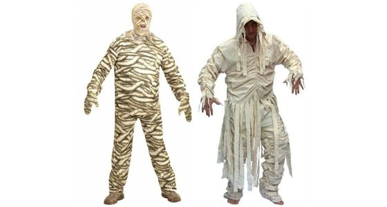 Mummie Kostuum