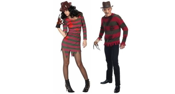 Freddy Krueger Kostuum