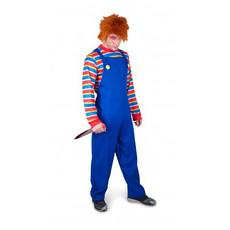 Halloween kostuum pop Chucky Eco