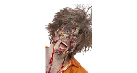 Zombie schmink