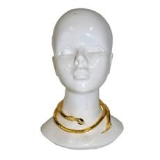 Ketting/Armband Goud Slang