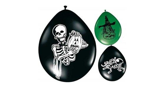 Halloween Ballonnen