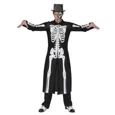 Skeletten Jas Man