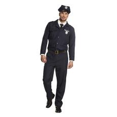 Politieagent kostuum heren