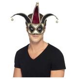 Venetiaans Harlekijn masker