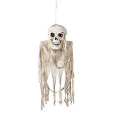 Decoratie Screwy skull (80 cm)