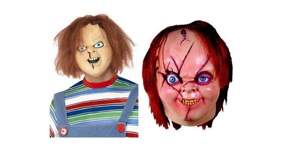 Chucky Masker