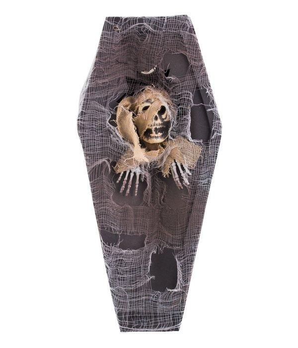 Halloween doodskist 41cm Met Licht