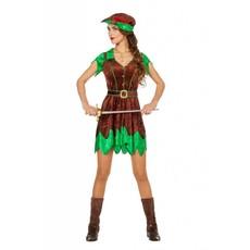 Robin Hood pakje vrouw