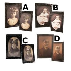 Halloween fotolijst holografisch