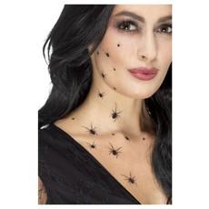 Spinnen Tattoo stickers