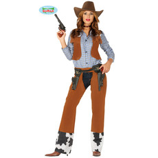 Cowgirl kostuum Pearl