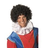 Zwartepieten Pruik Pedro