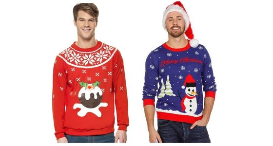 Kersttrui heren