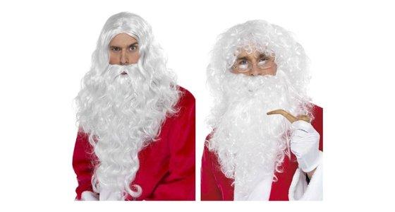 Kerstman Baard - Pruik