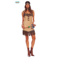 Indianen Outfit Miwok