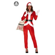 Mrs. Claus Kerstvrouw outfit