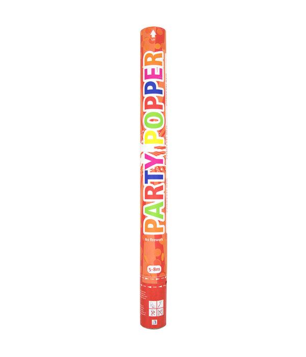 Confetti Kanon Rood 57cm