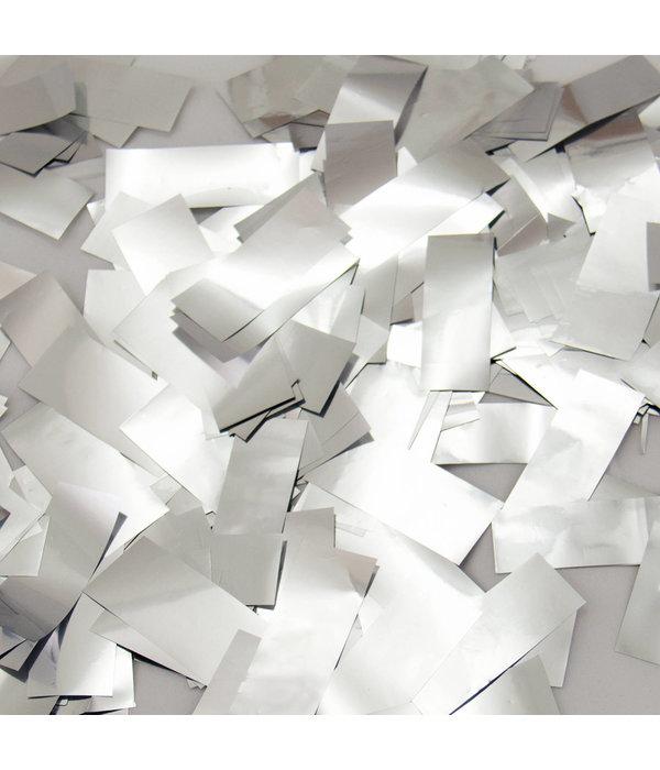 Confetti Kanon Zilver 28cm