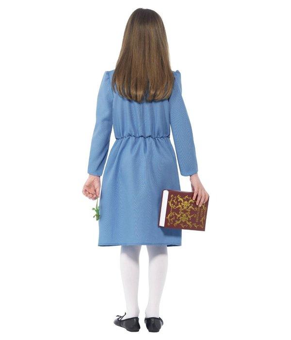 Roald Dahl Matilda kostuum kind