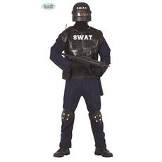 SWAT Verkleedkostuum heren