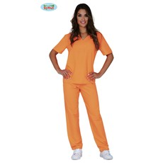 Orange is the new black gevangene kostuum