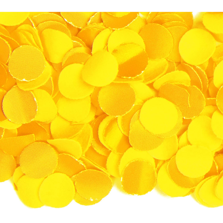 Gele Confetti 100gr