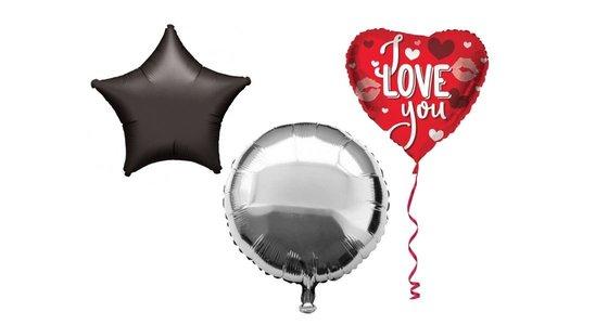 Alle Helium Ballonnen