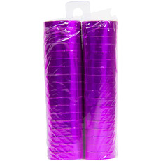 Serpentines Metallic Magenta