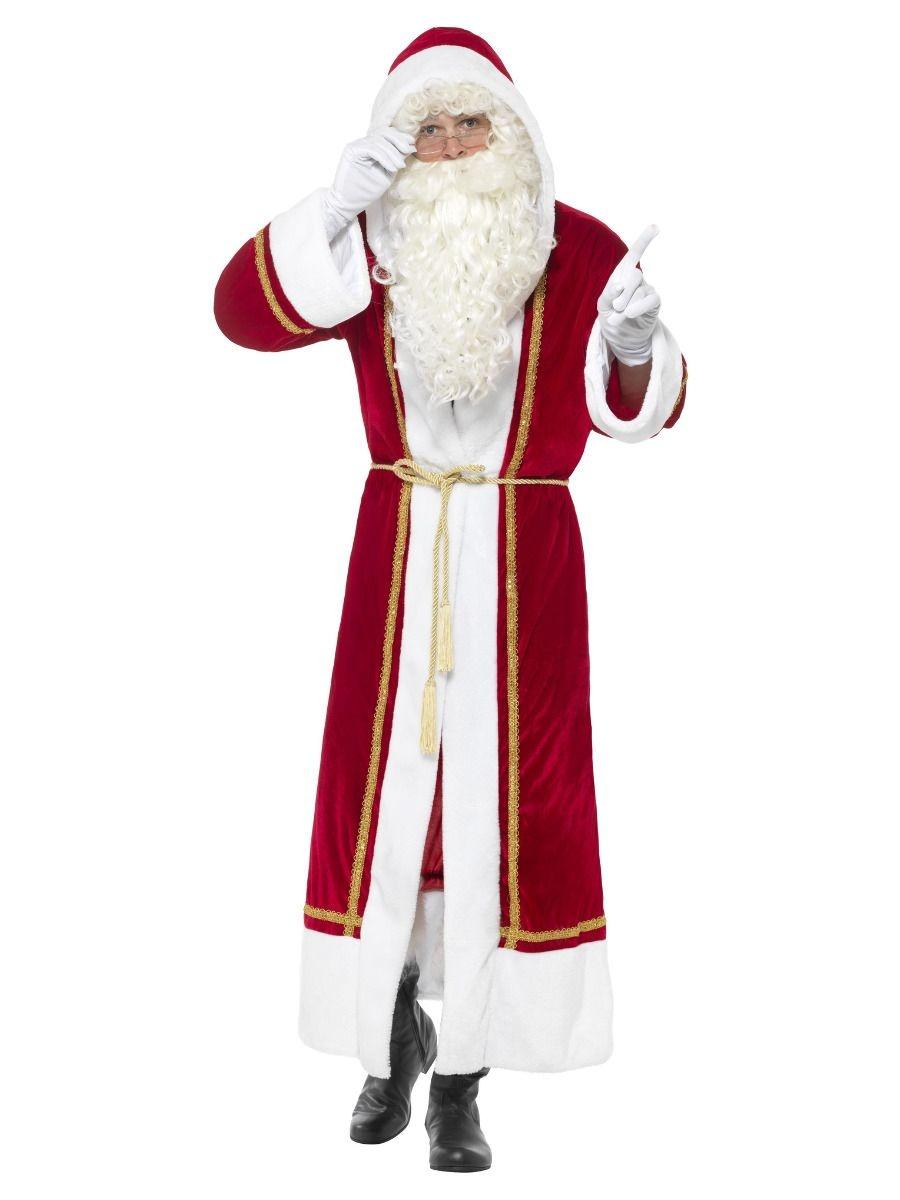 Kerstman Mantel Deluxe