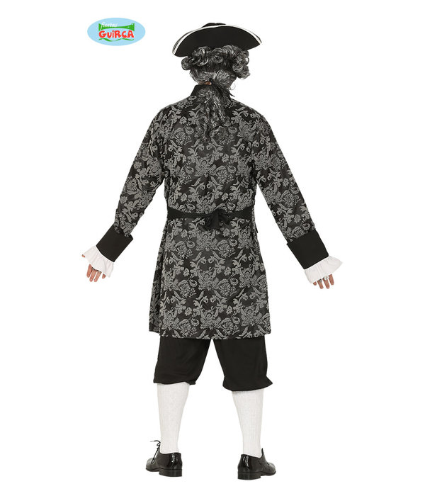 Victoriaanse Piraat Kostuum
