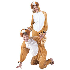 Leeuwenpak man/vrouw