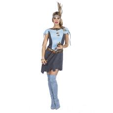 Indianen Kostuum Dakota